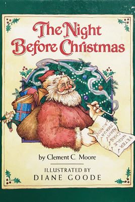 Christmas Book Ornaments Collection