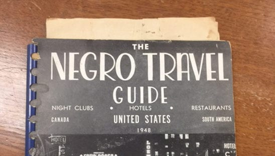 Negro Travel Guide