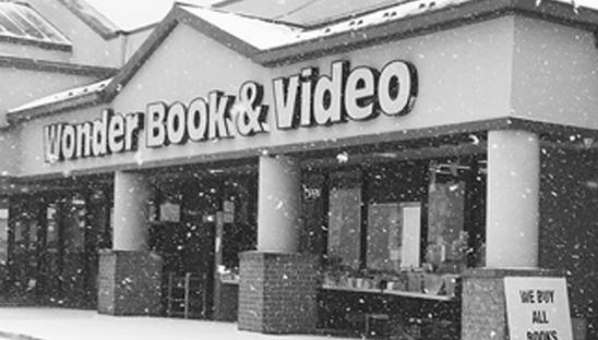Snowy Wonder Book