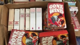 Gone with the Wind Mass Market Paperbacks