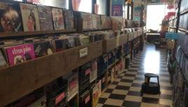 Frederick Vinyl Section
