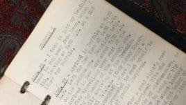 1919 Solider's Journal