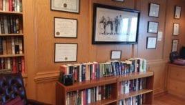 Diploma Wall