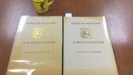 2 Conger Metcalf Books