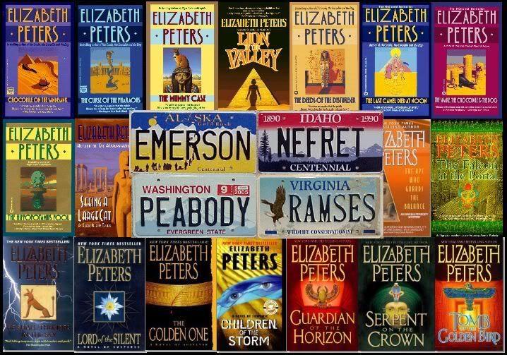 Elizabeth Peters Books