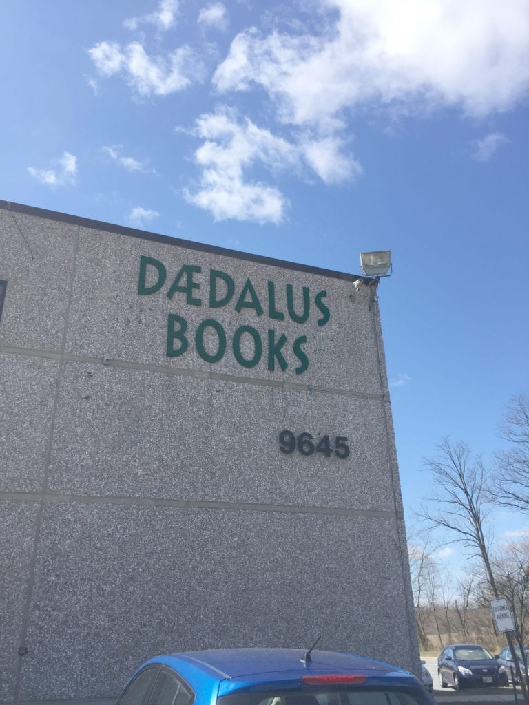 Daedalus Sign