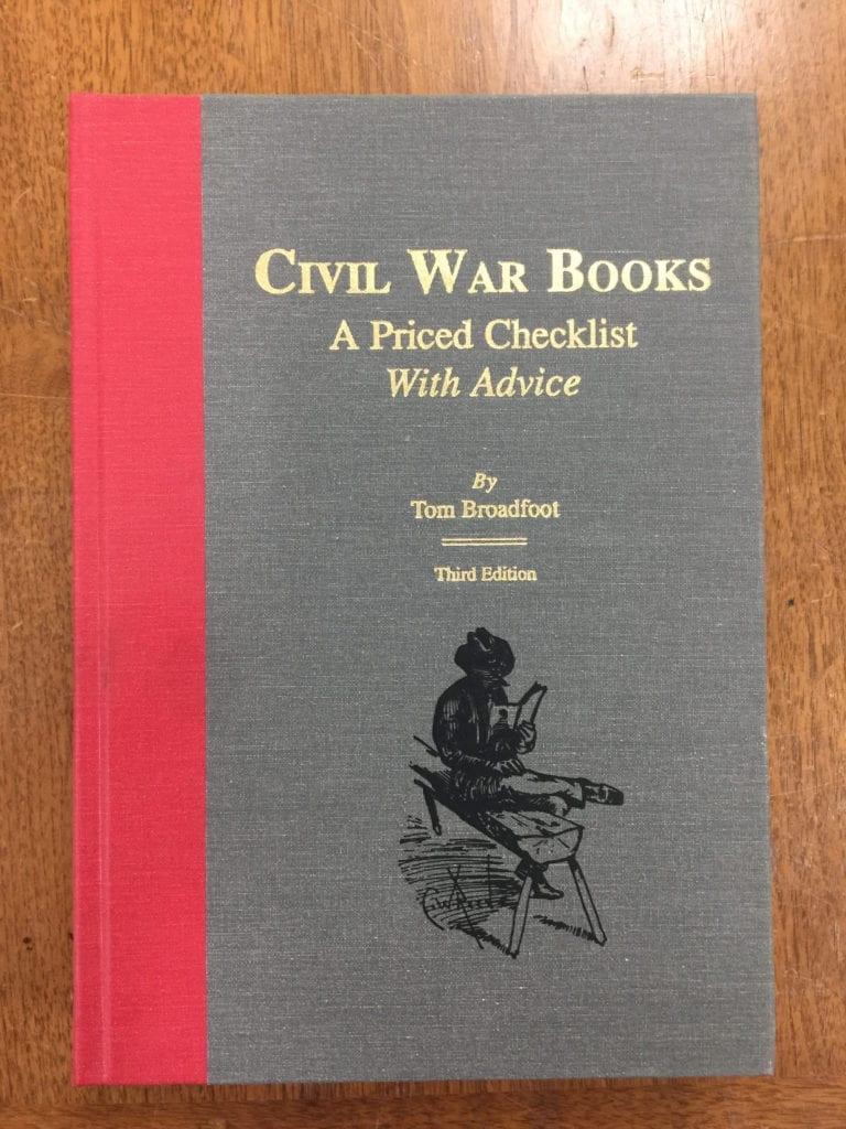 Civil War Price Guide
