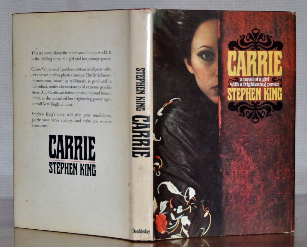 Carrie First Edition