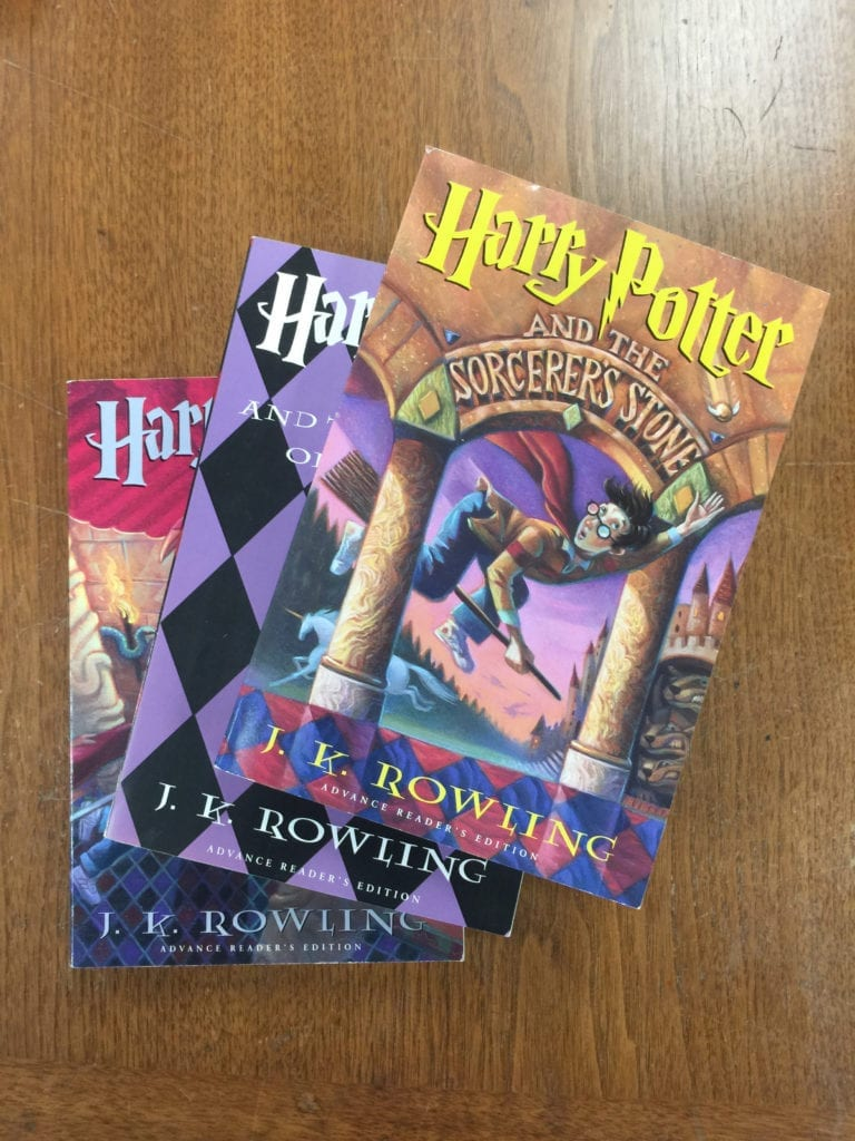 Harry Potter Proofs
