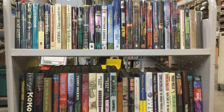 Hyper-Modern Books