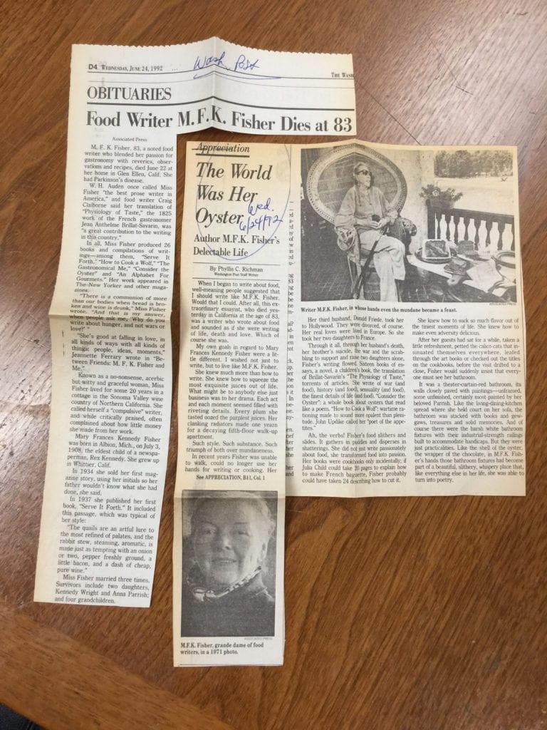 Fisher Obituary