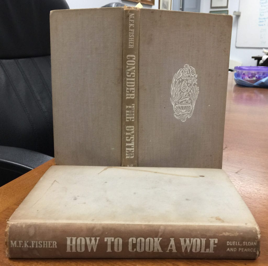 How To Cook a Wolf