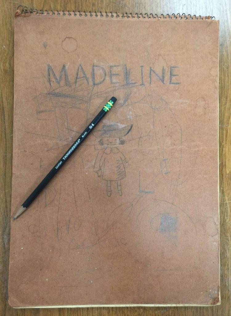 Madeline Sketchpad