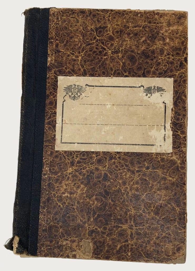 Bartlett Notebook