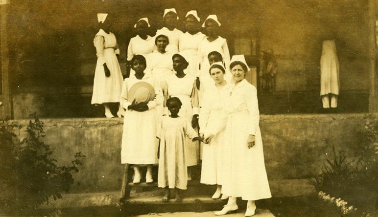 Haitian Nurses