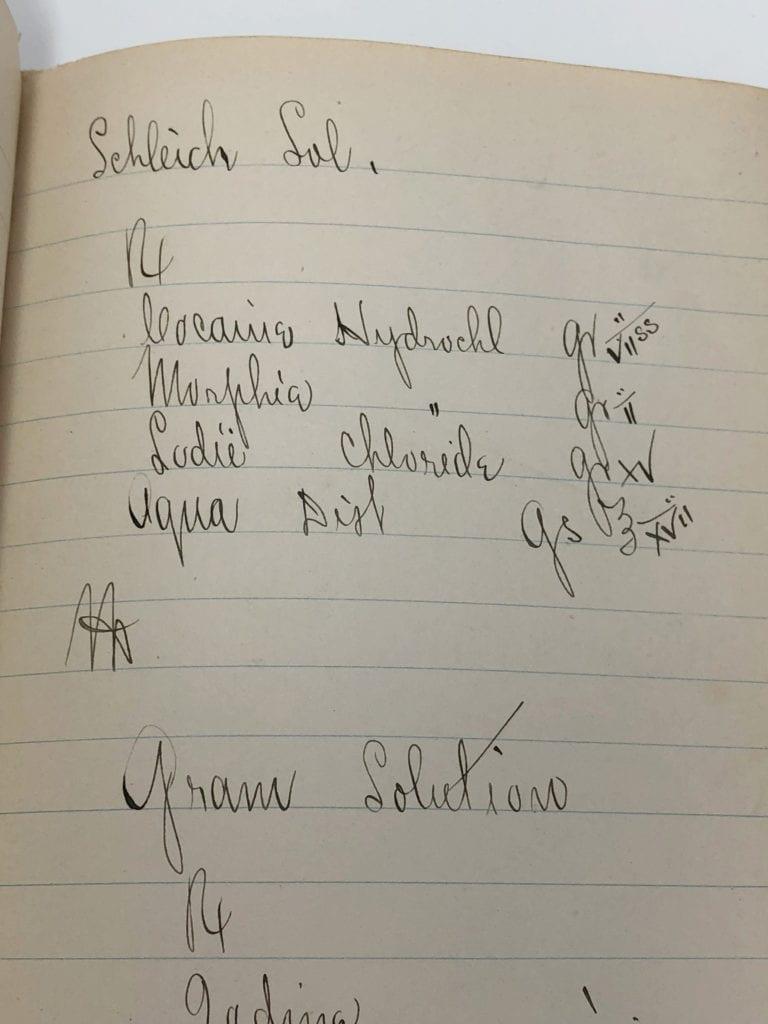Schliech Recipe