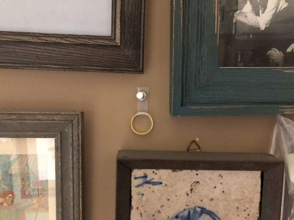 Ring on Wall