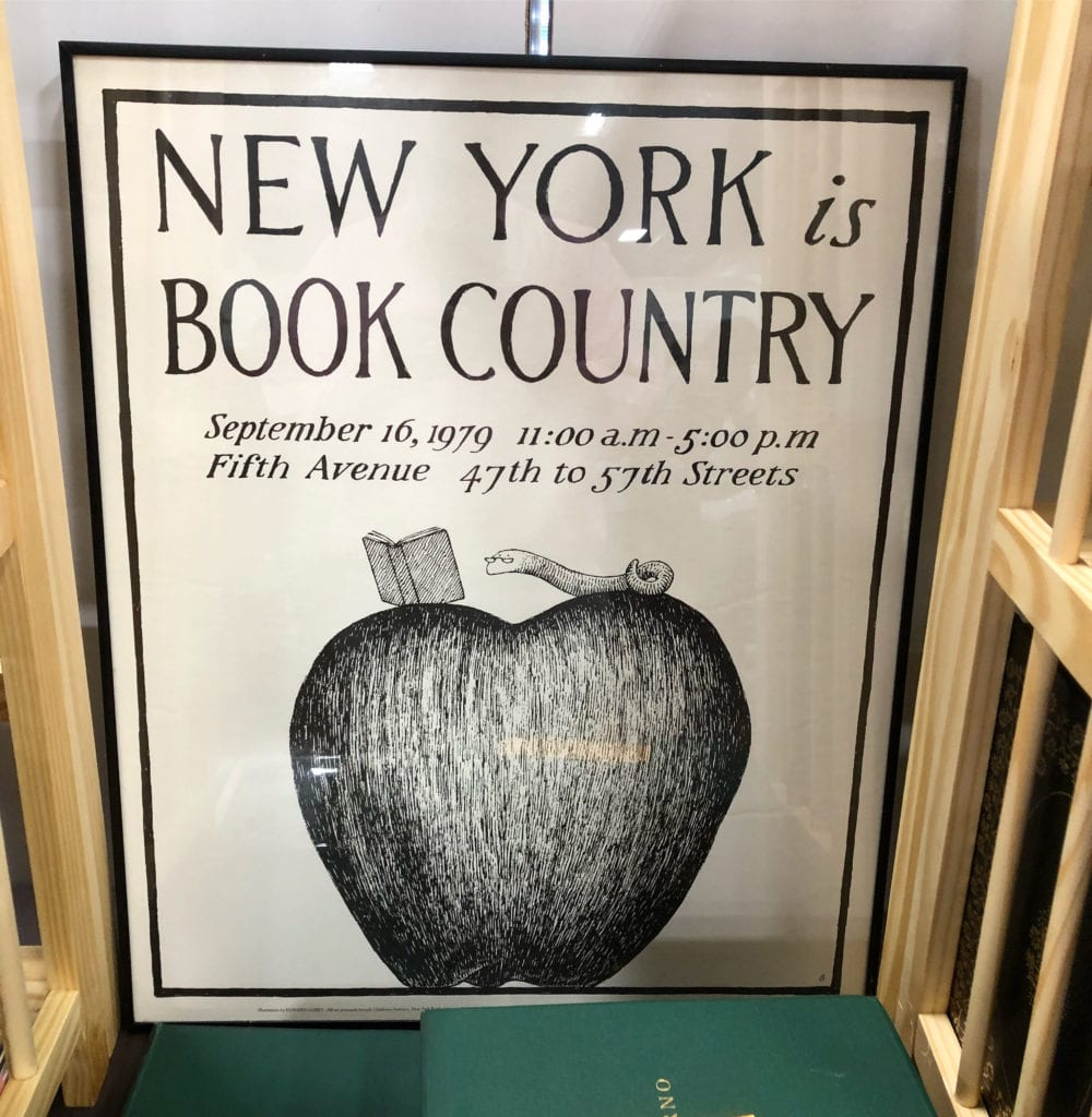 New York is Books Country