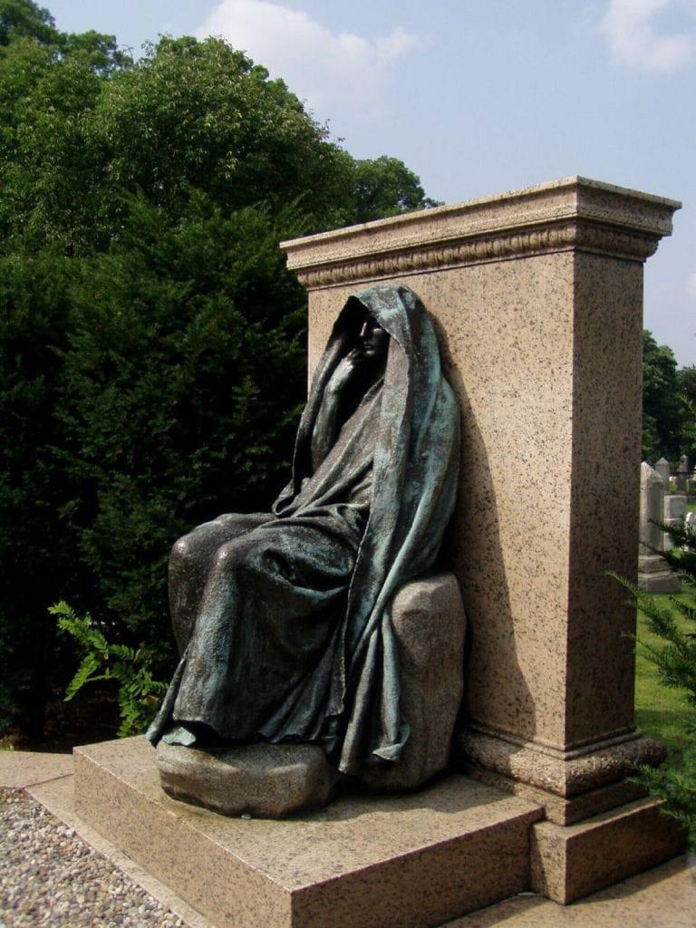 St Gaudens Statue