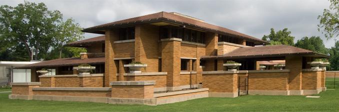 Frank Lloyd Wright Darwin Martin House