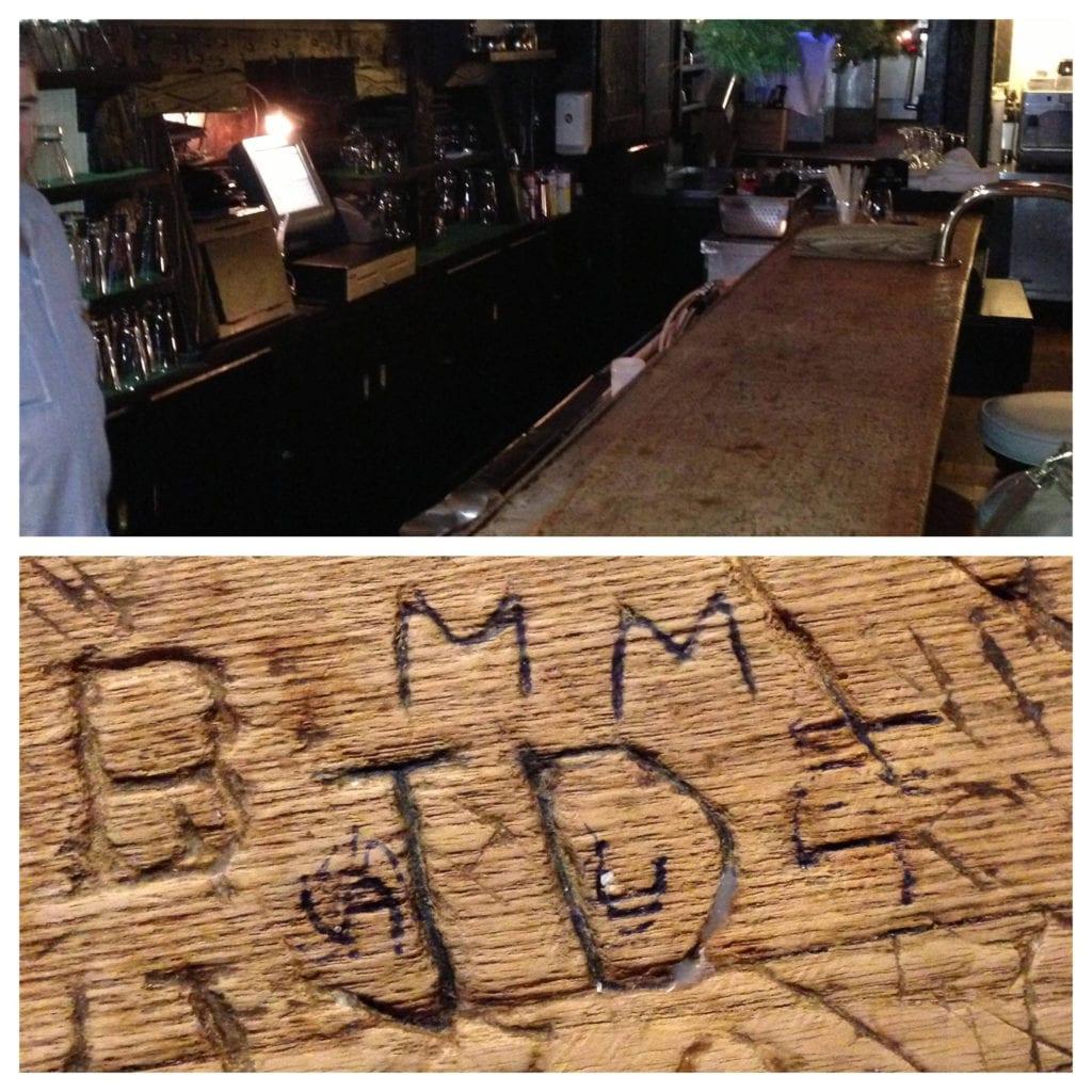 Cape Cod Room Bar