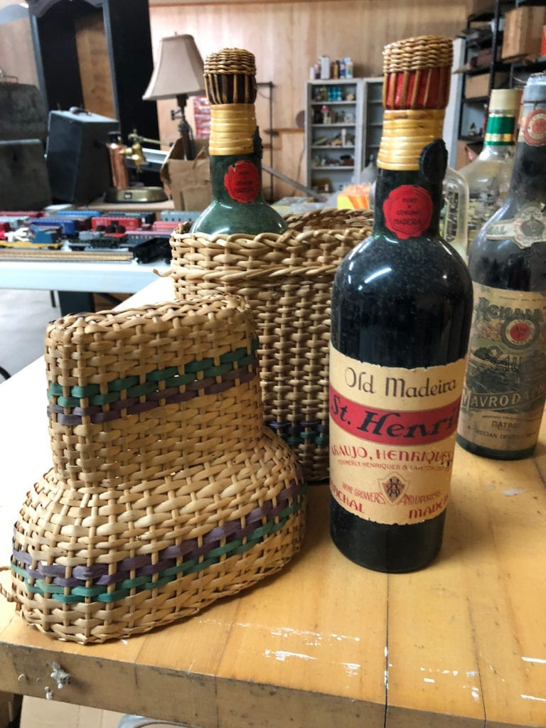 Wine & Basket