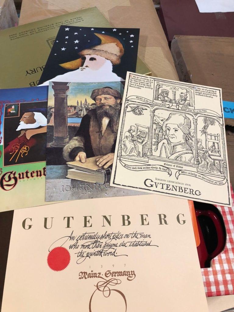 Gutenbergs