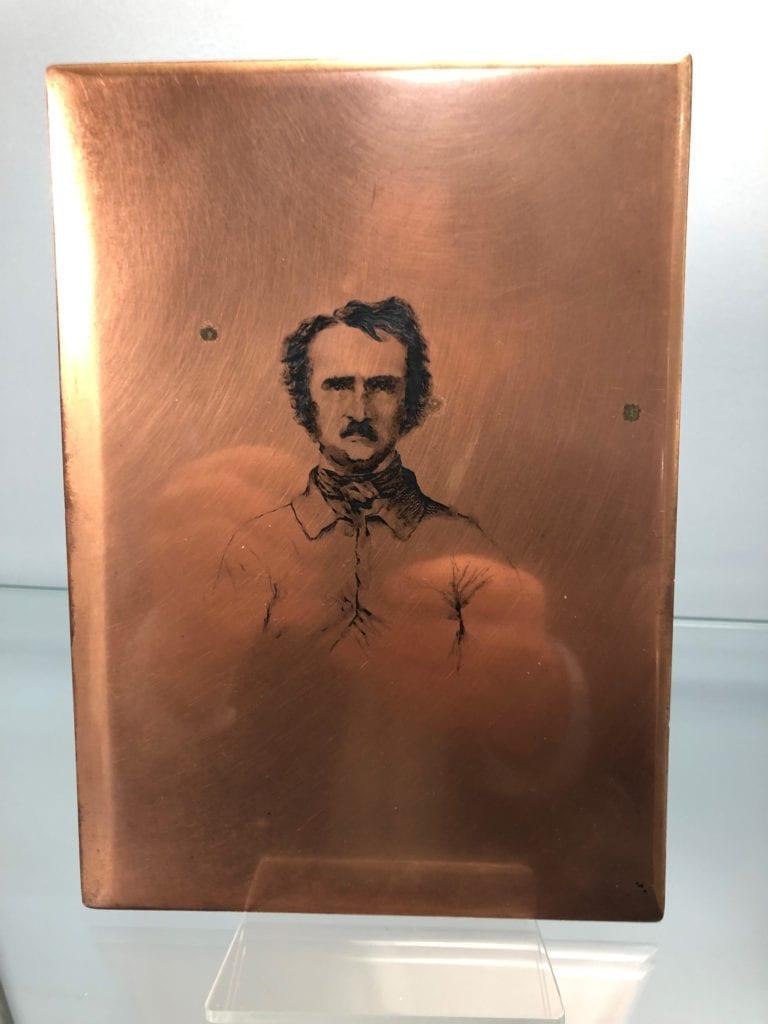 Poe Engraving
