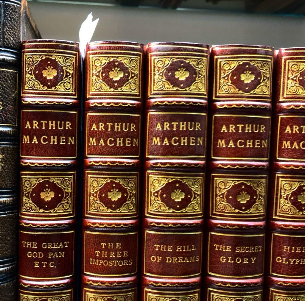 Machen Books