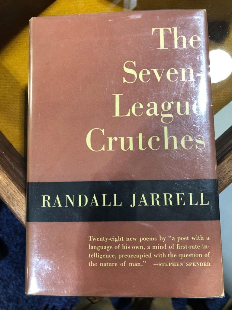The Seven League Crutches