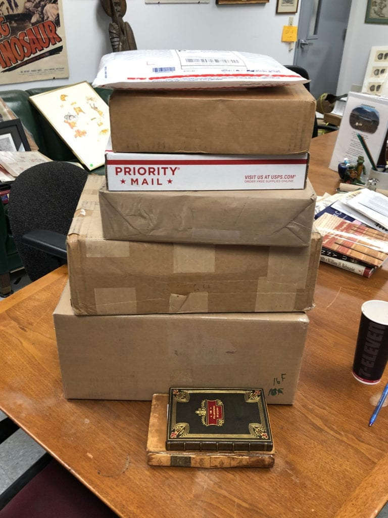Chuck's Packages