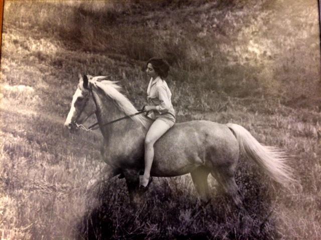 Belle Riding