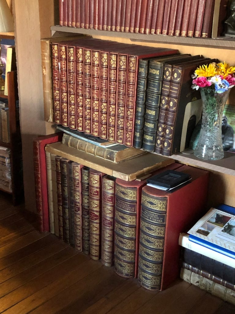 Leather Tomes