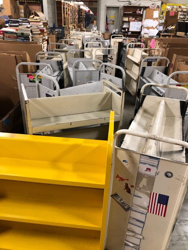 Empty Carts