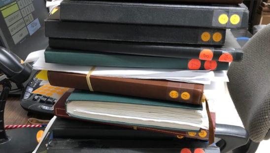 Chuck's Journals