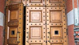 Armory Doors