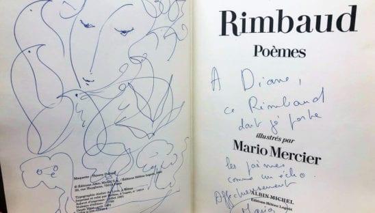 Rimbaud Book