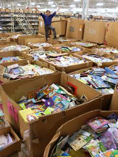 Chuck + Kids Books