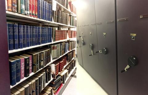 Library Cranks