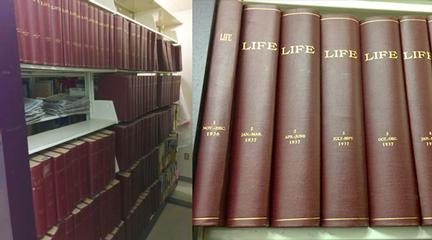 Life at Library