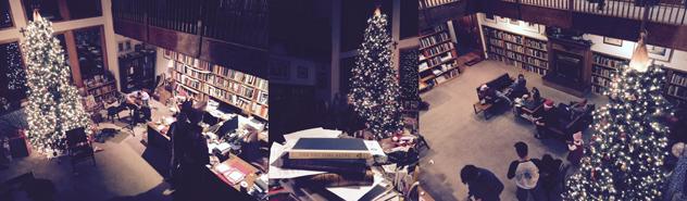 Ahearn's Christmas Party