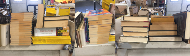 Yucky Books