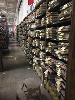 Warehouse LPs