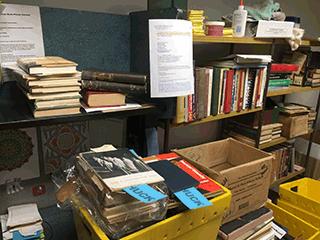 Desk Pile