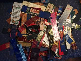 Tourist Bookmarks