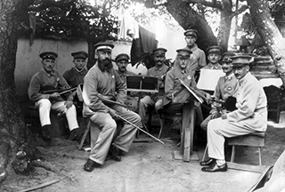 WWI Camp