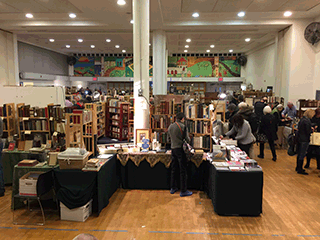 Bookseller Booths