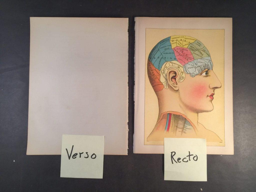 Verso & Recto