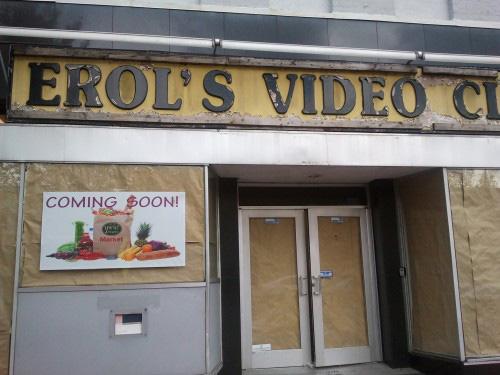 Erol's Closed