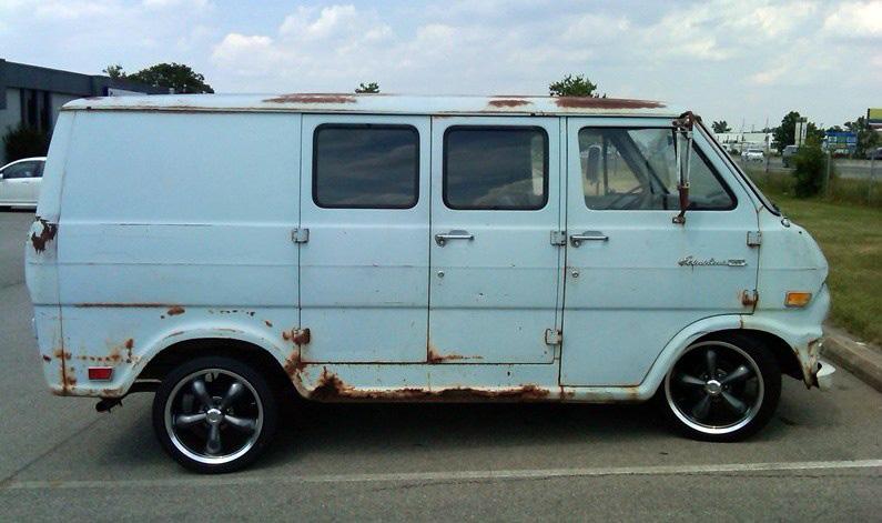Mike's Van